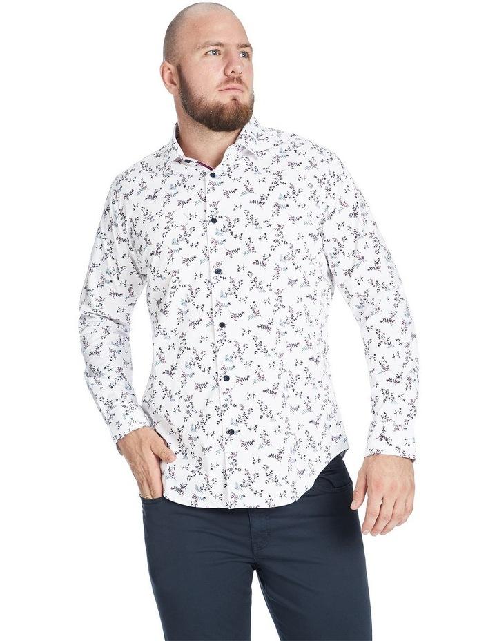 Wesley Stretch  Floral Shirt image 1