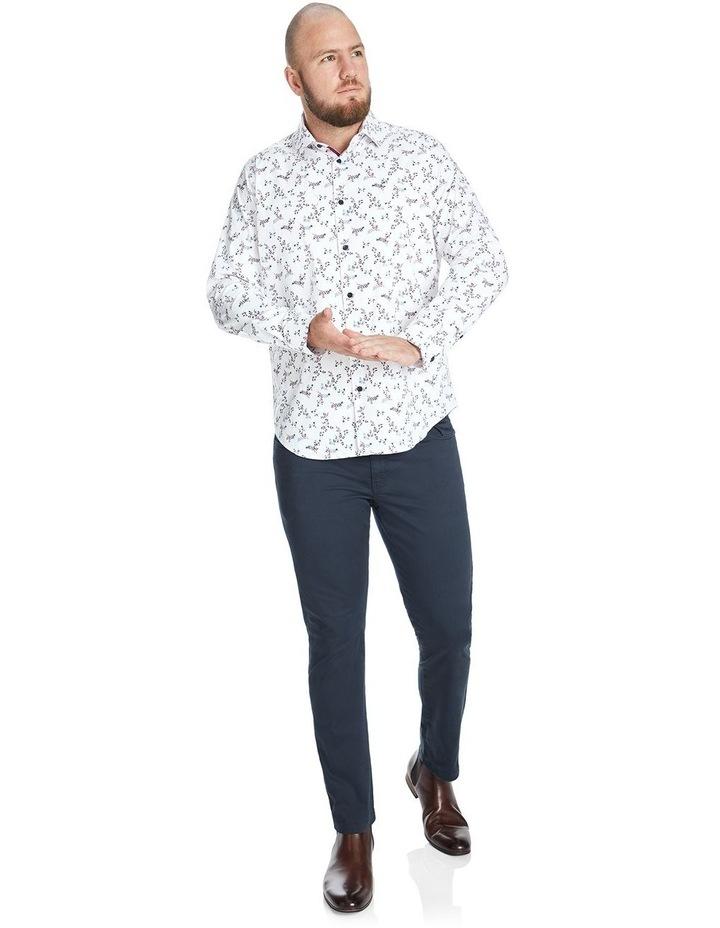 Wesley Stretch  Floral Shirt image 4
