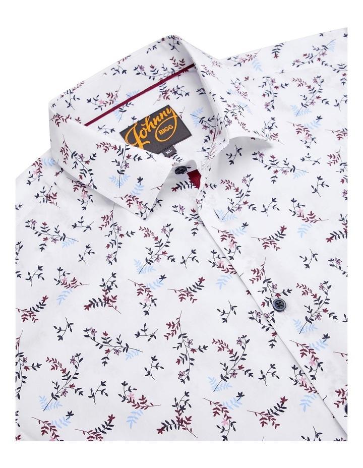 Wesley Stretch  Floral Shirt image 7