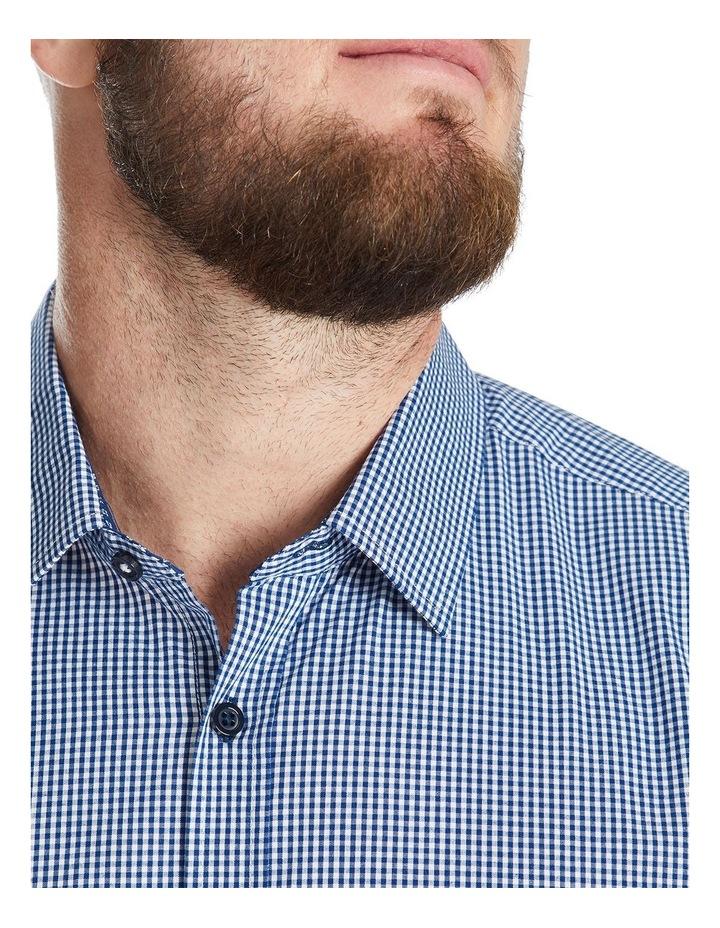 Levitt Stretch Check Shirt image 3