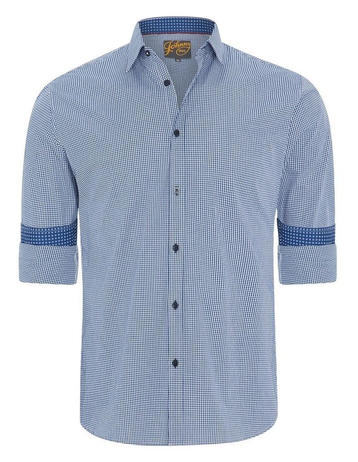 Levitt Stretch Check Shirt image 5