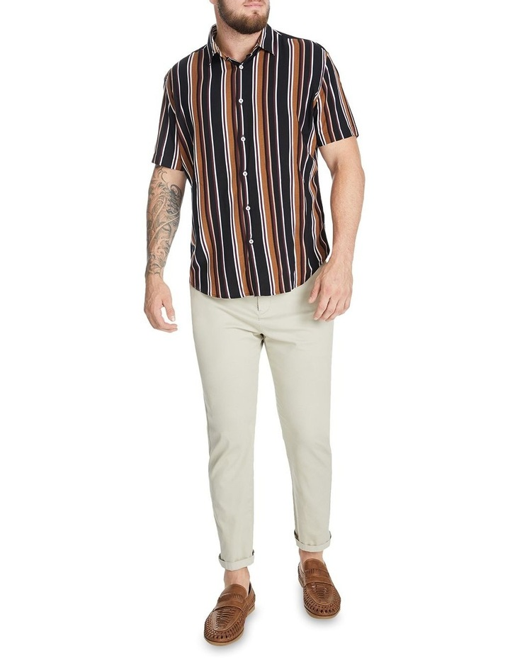 Dominic Stripe Shirt image 4