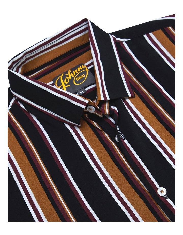 Dominic Stripe Shirt image 7