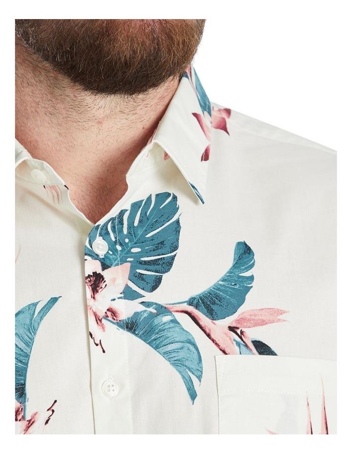 Otis Hawaiian Print Stretch Shirt image 3