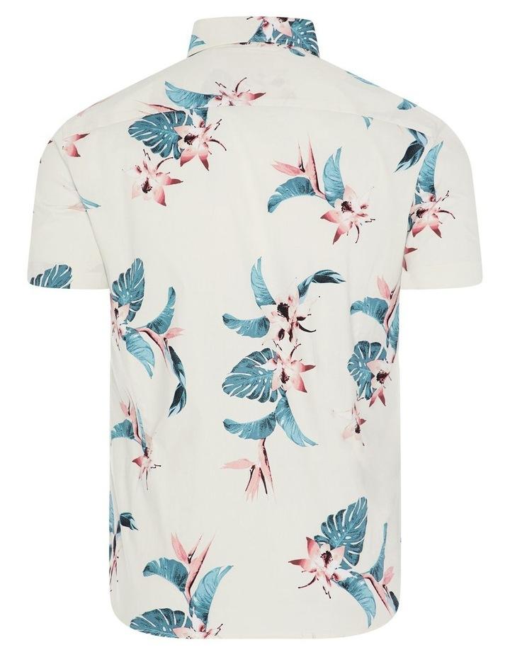 Otis Hawaiian Print Stretch Shirt image 6