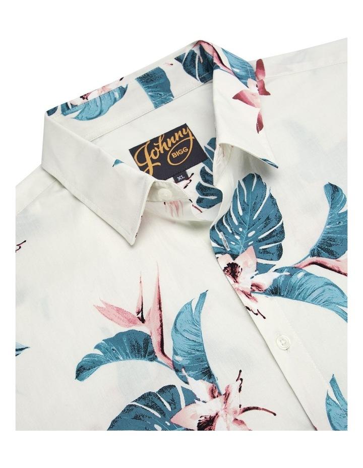 Otis Hawaiian Print Stretch Shirt image 7