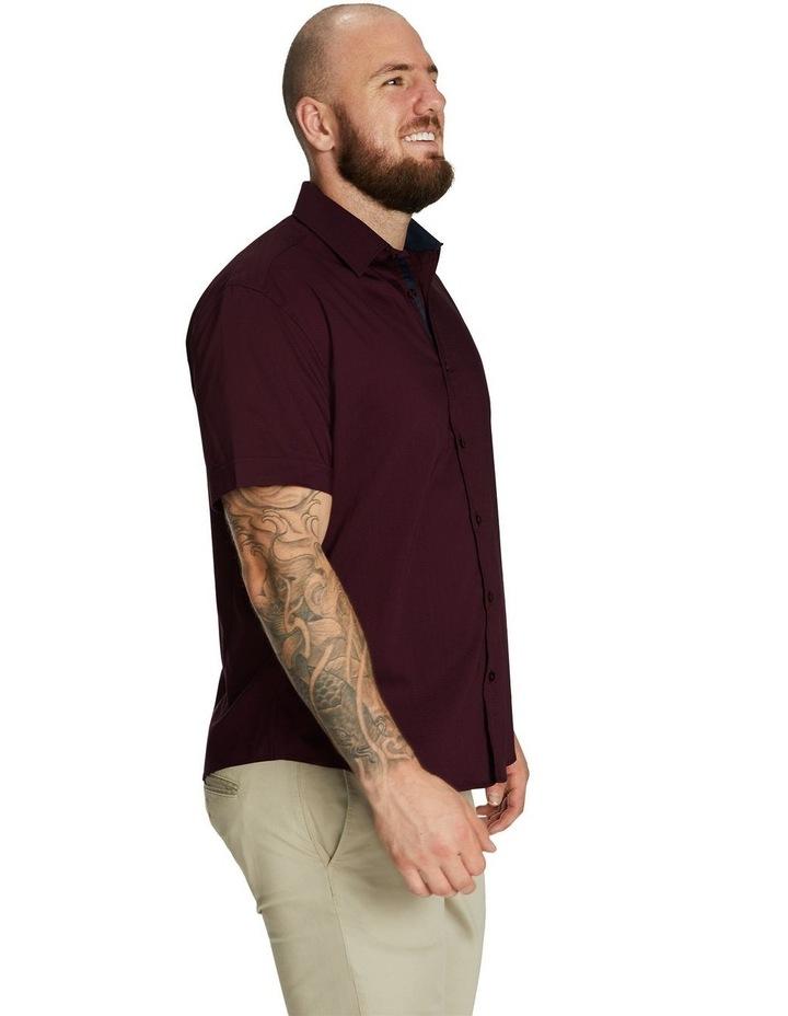 Emile Textured Stretch Shirt image 2