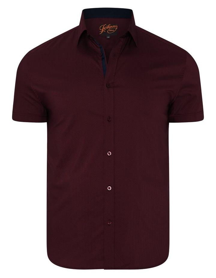 Emile Textured Stretch Shirt image 5