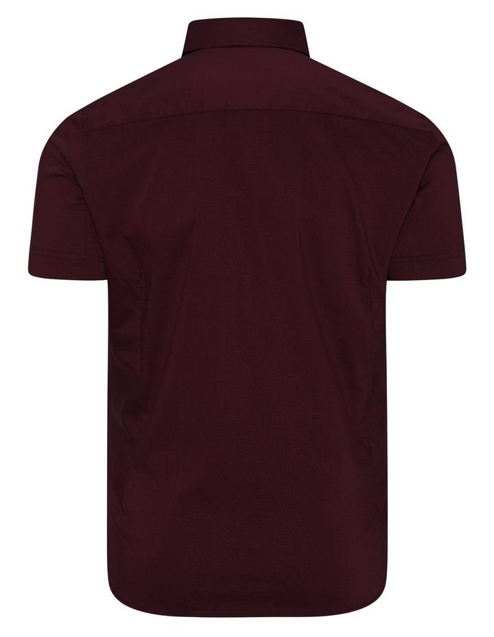 Emile Textured Stretch Shirt image 6