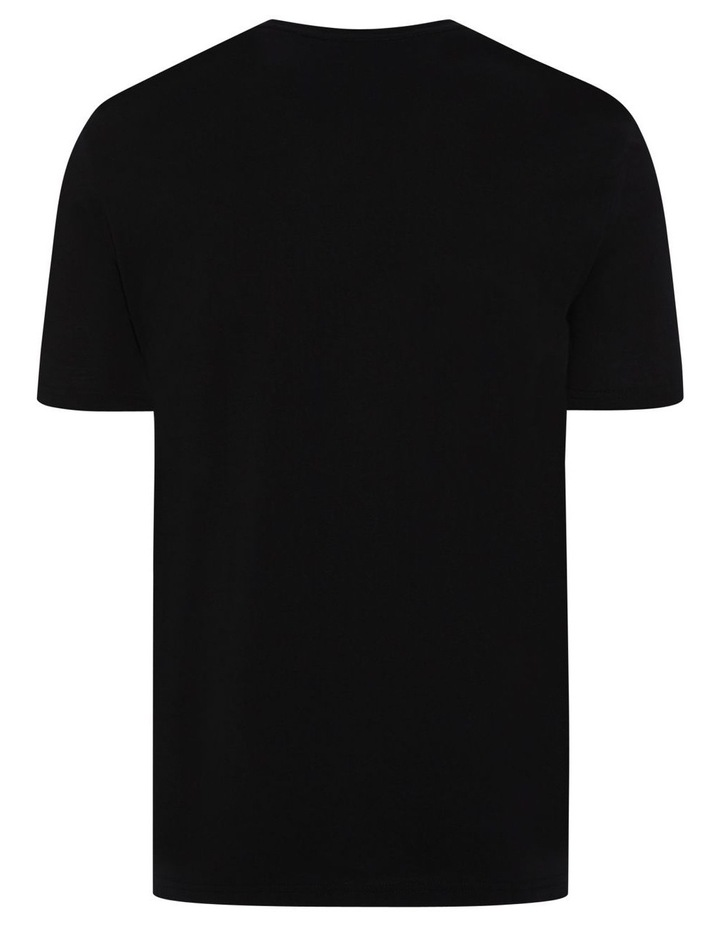 Systematic Print Crew Tee image 6