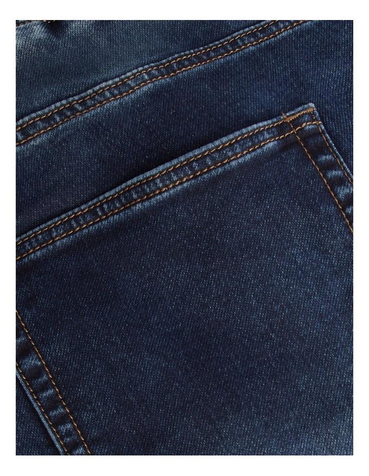 Marlee Stretch Knit Cuff Jean image 7