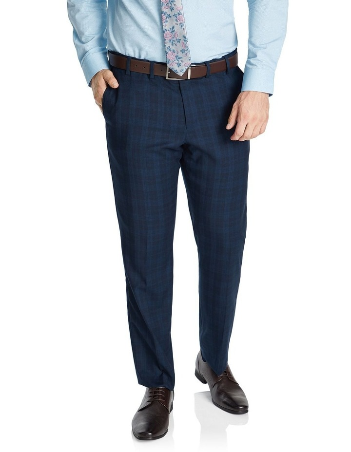 Collins Stretch Check Elastic Pant image 1