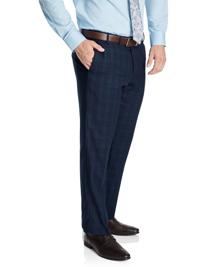 Collins Stretch Check Elastic Pant image 2