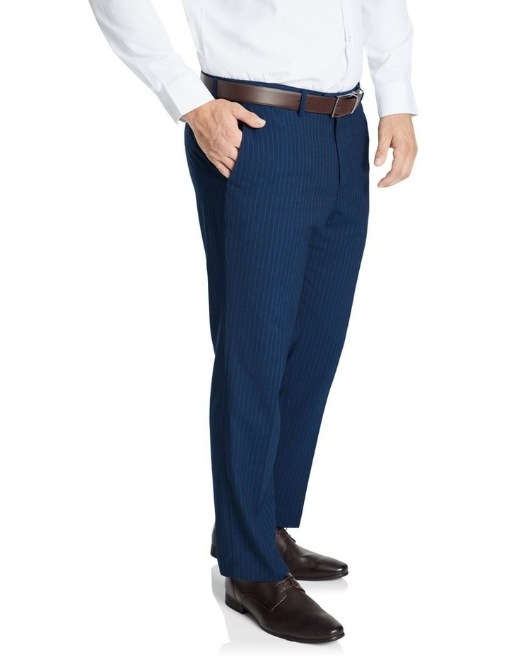 Harvey Pinstripe Stretch Elastic Pant image 2