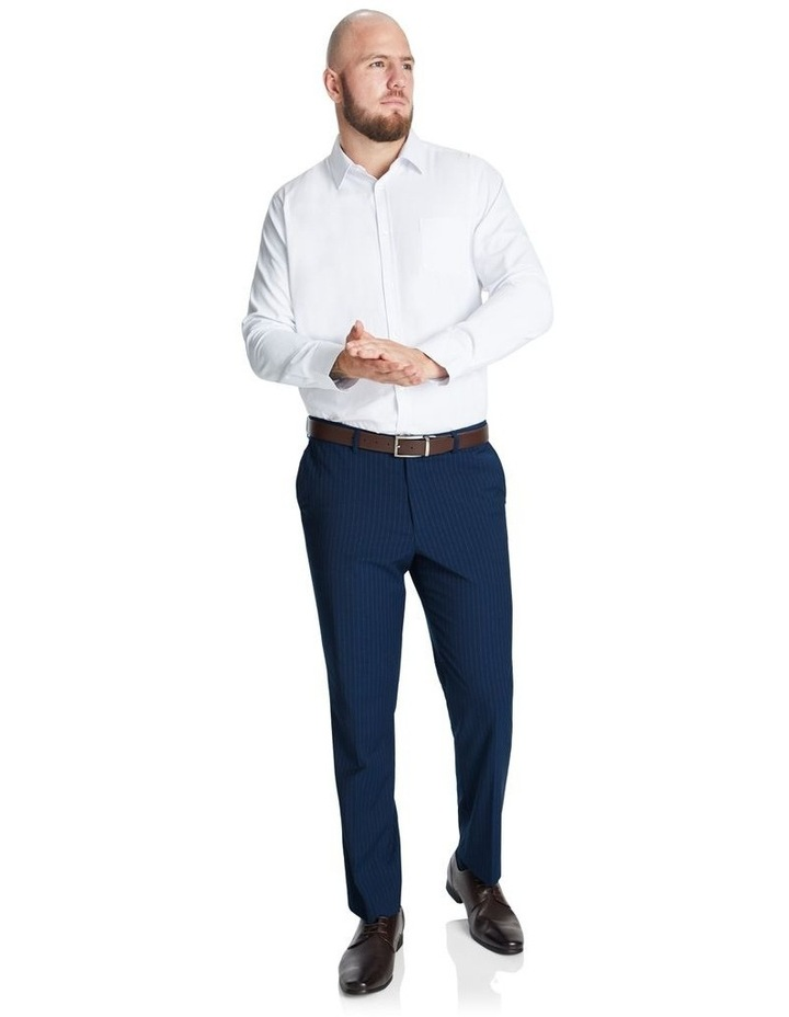 Harvey Pinstripe Stretch Elastic Pant image 3