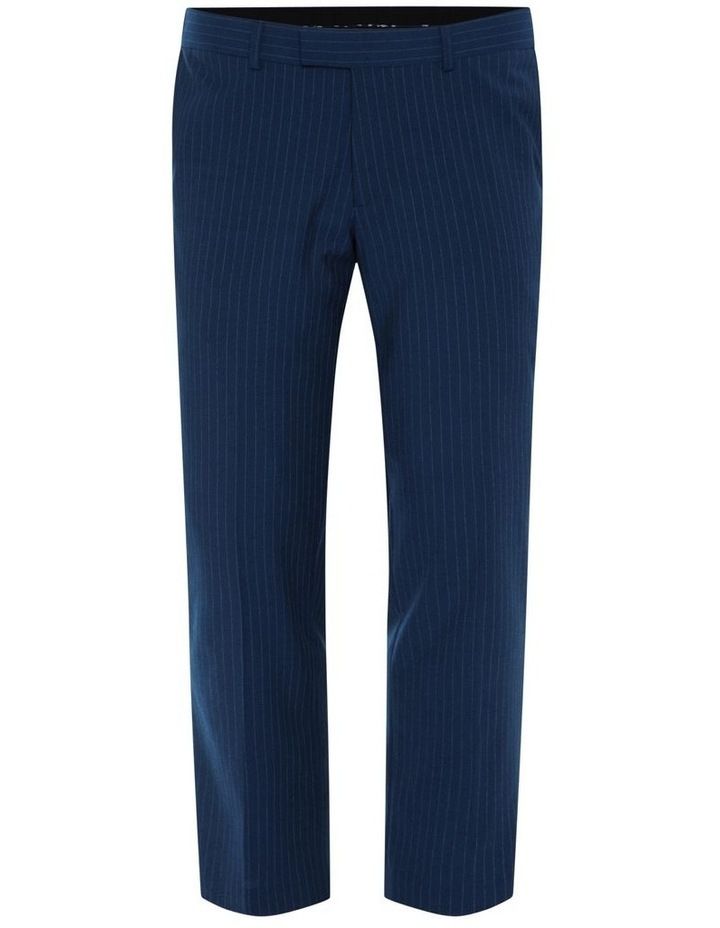 Harvey Pinstripe Stretch Elastic Pant image 4