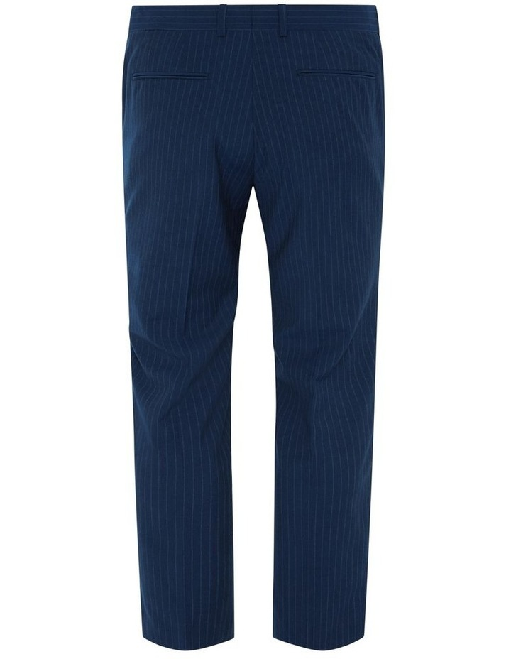 Harvey Pinstripe Stretch Elastic Pant image 5