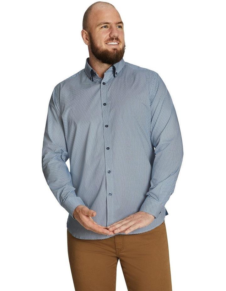 Ethan Print Stretch Shirt image 1