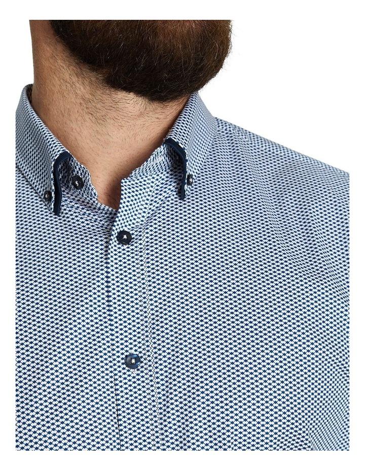 Ethan Print Stretch Shirt image 3