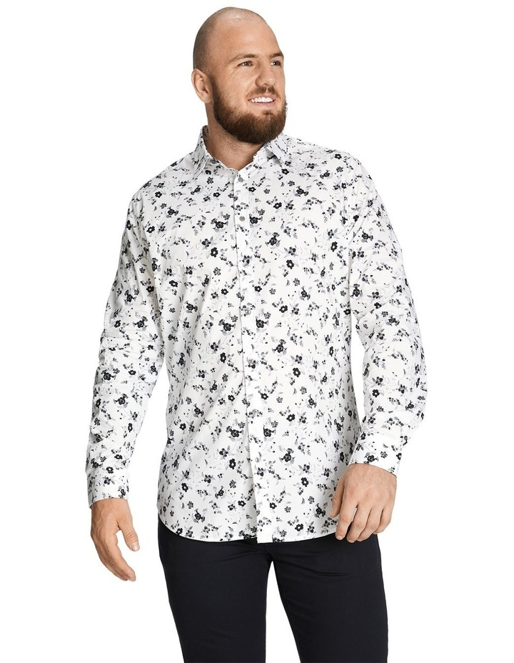 Heath Stretch Floral Shirt image 1