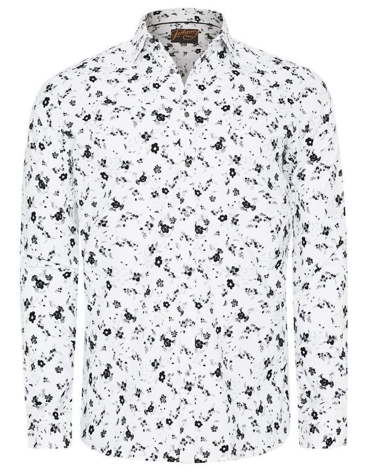 Heath Stretch Floral Shirt image 5