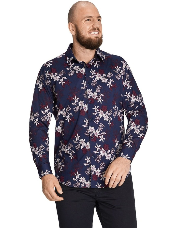 Reeve Stretch Floral Shirt image 1