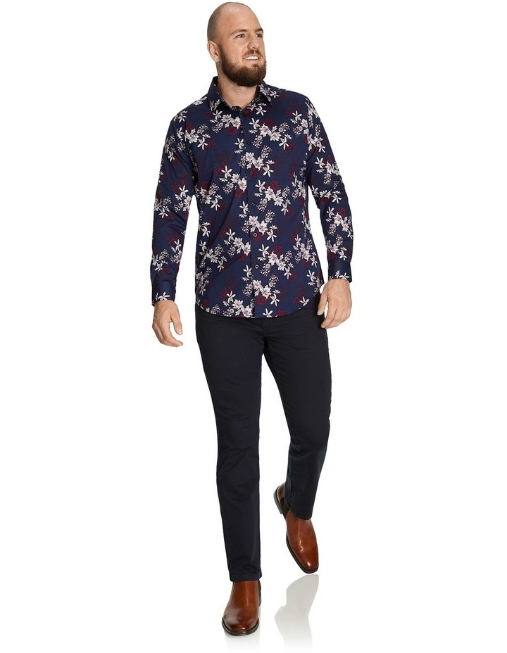 Reeve Stretch Floral Shirt image 4