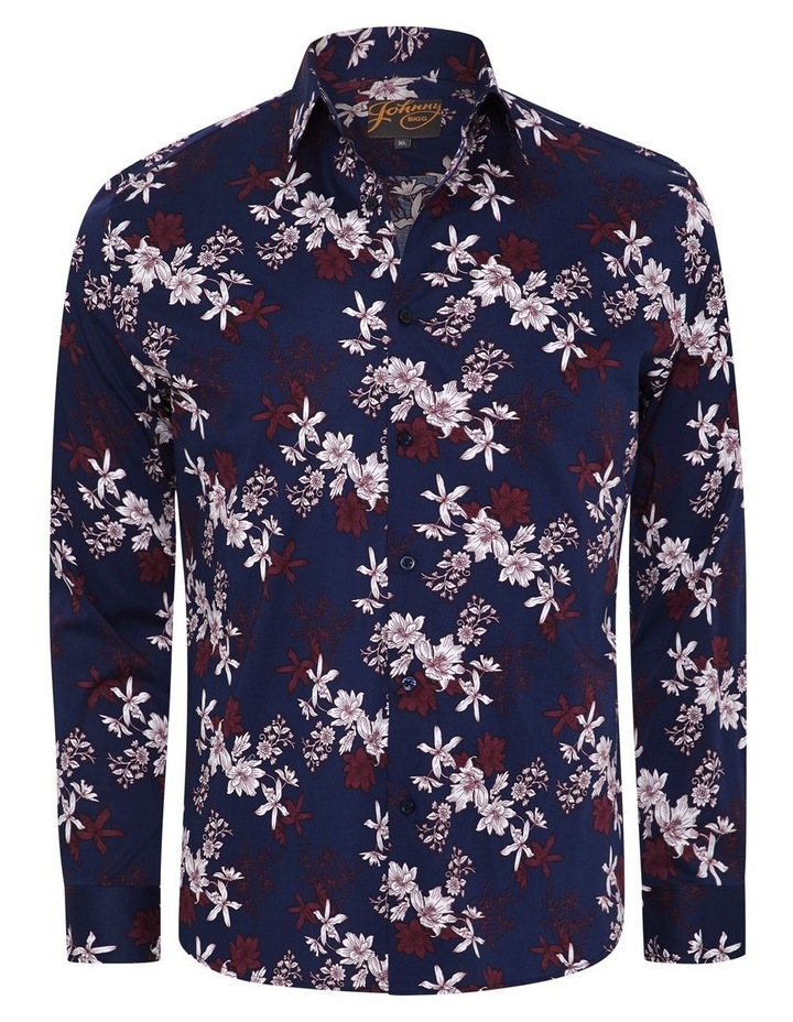 Reeve Stretch Floral Shirt image 5