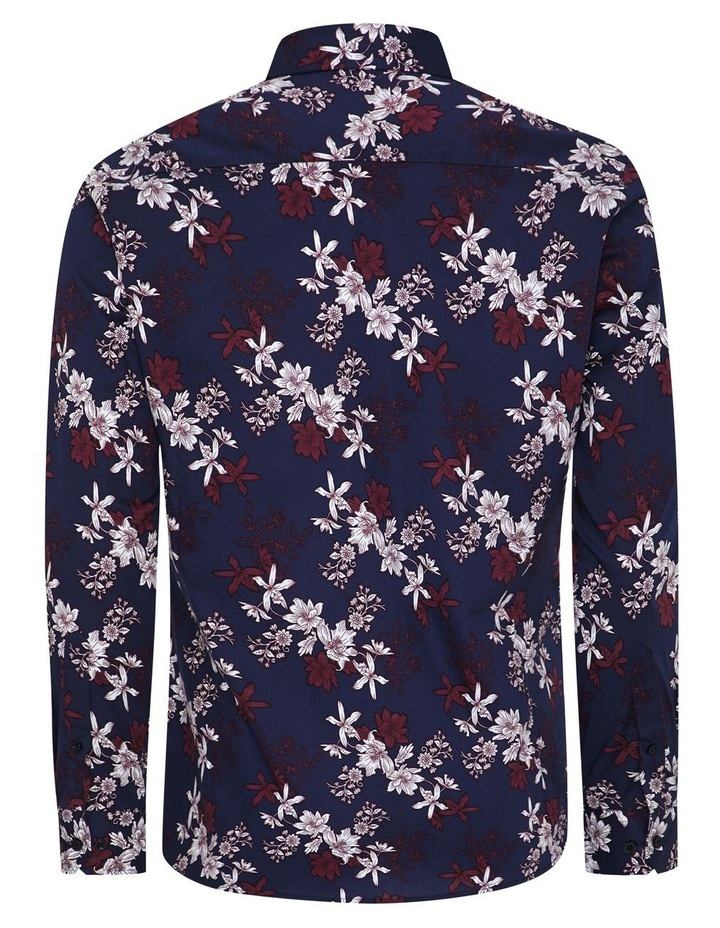 Reeve Stretch Floral Shirt image 6