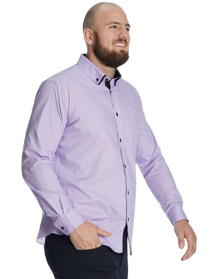 Dion Stretch Print Shirt image 2