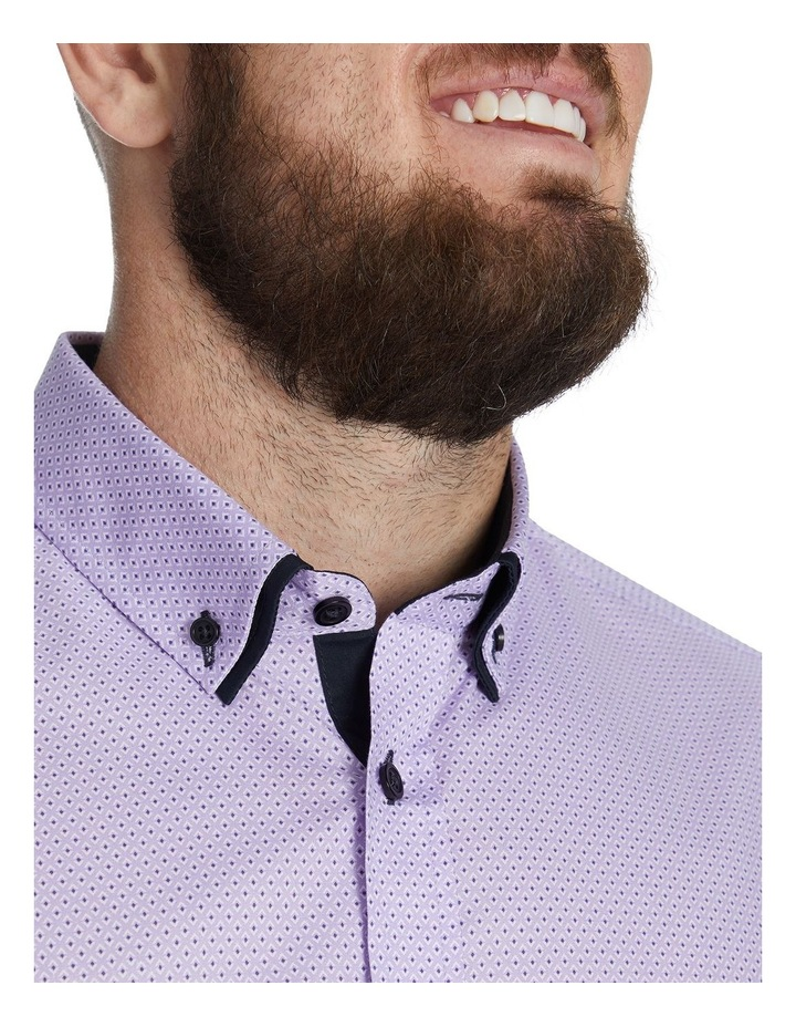 Dion Stretch Print Shirt image 4