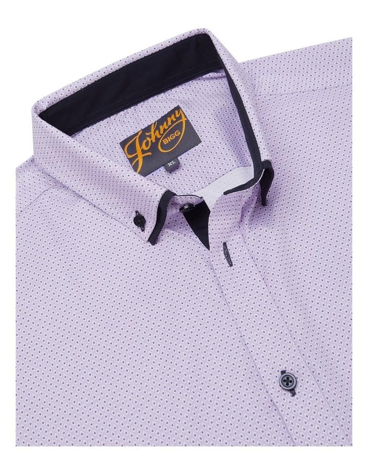 Dion Stretch Print Shirt image 7