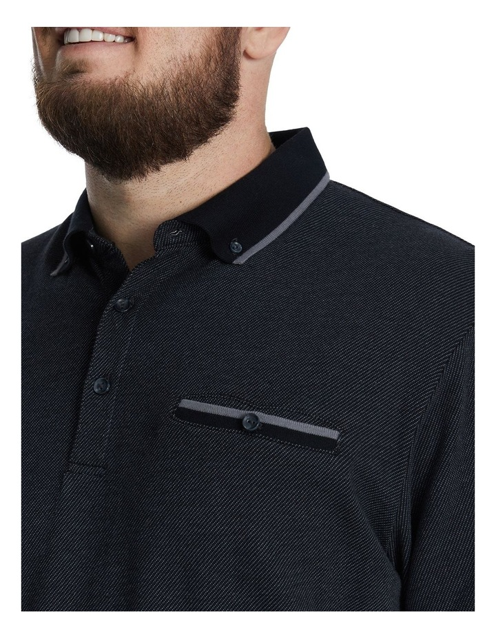 Hudson Tipped Polo image 3