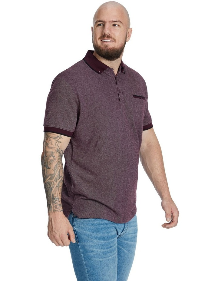 Hudson Tipped Polo image 2