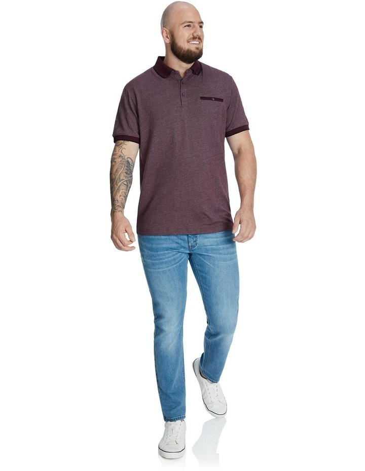 Hudson Tipped Polo image 4