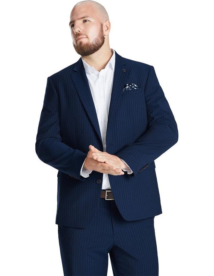 Harvey Pinstripe Stretch Suit Jacket image 1