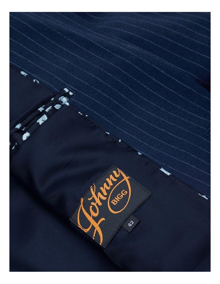 Harvey Pinstripe Stretch Suit Jacket image 5