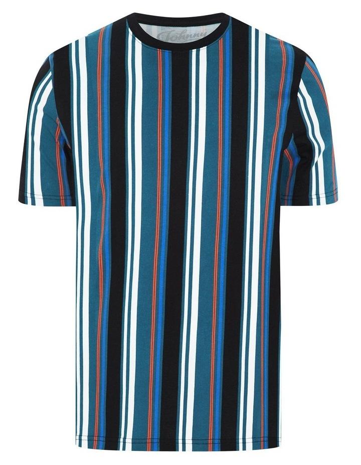 Vance Vertical Stripe Tee image 5