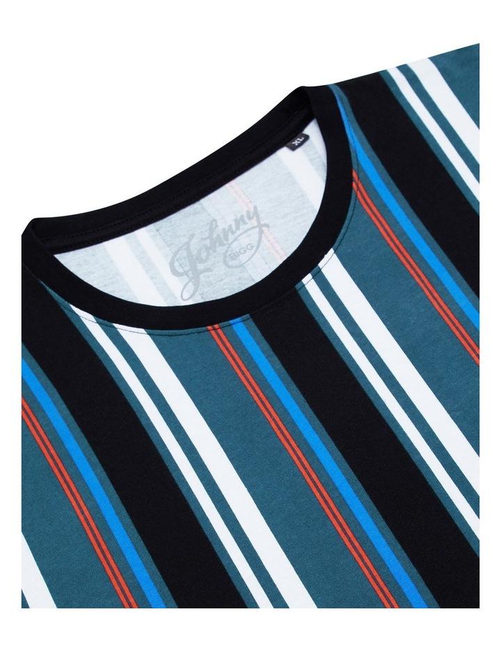 Vance Vertical Stripe Tee image 7