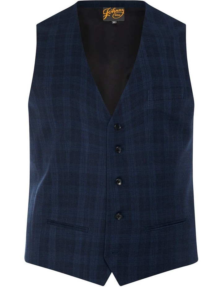 Collins Stretch Check Waistcoat image 5