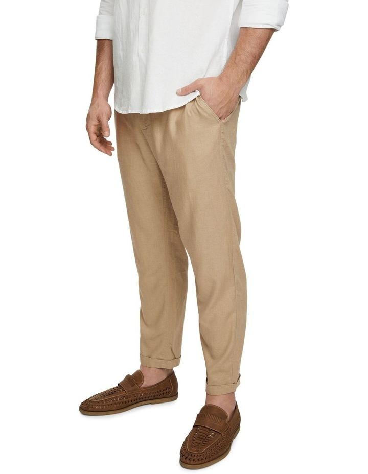 The Jamie Linen Blend Pants image 2