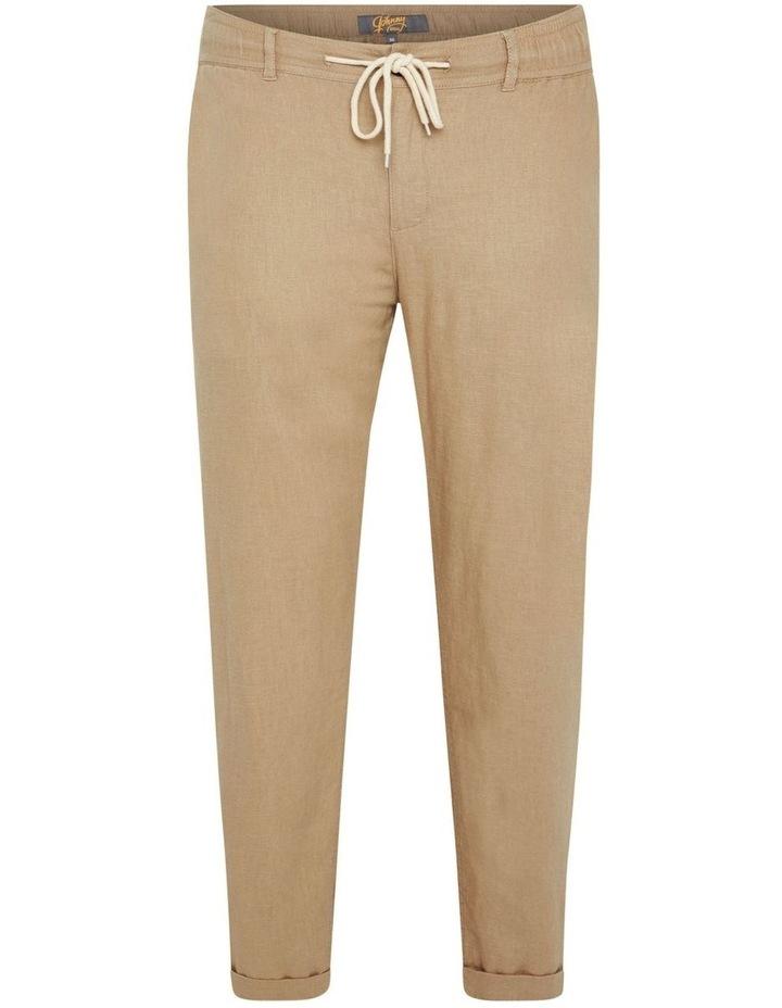 The Jamie Linen Blend Pants image 4