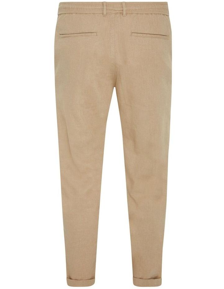 The Jamie Linen Blend Pants image 5
