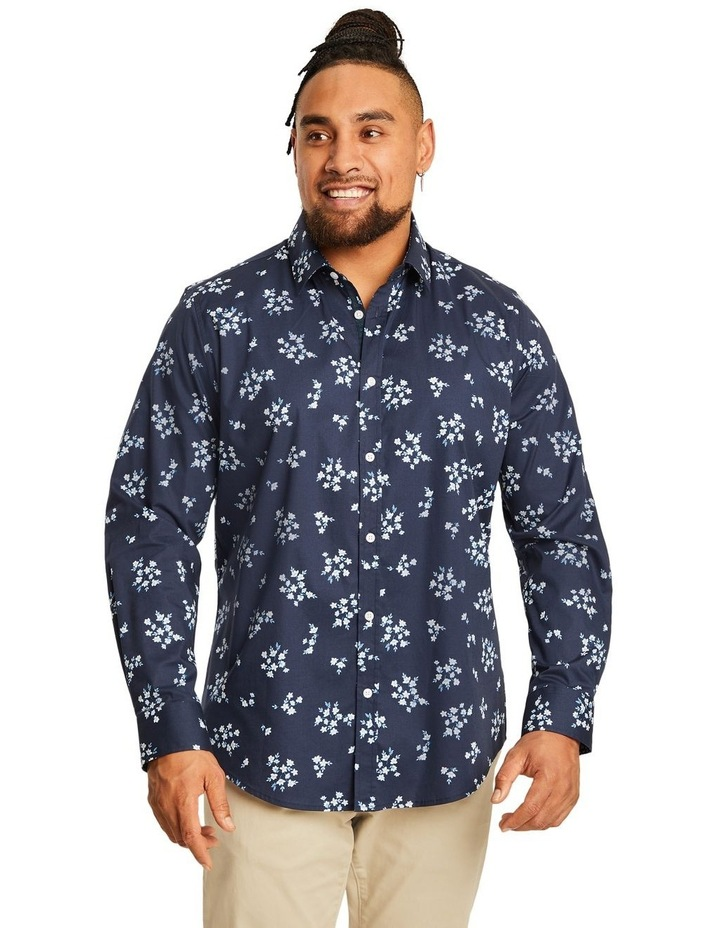 Anson Stretch Floral Shirt image 1