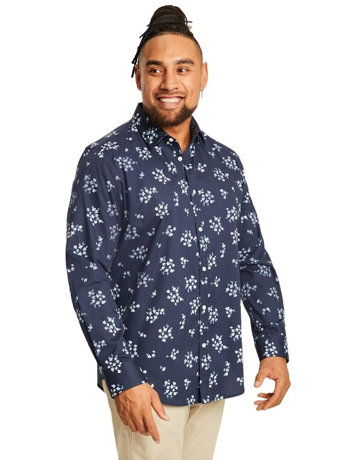 Anson Stretch Floral Shirt image 2