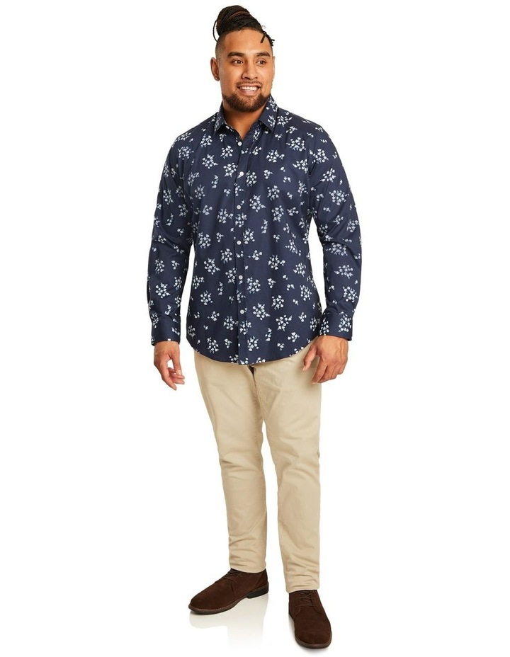 Anson Stretch Floral Shirt image 4