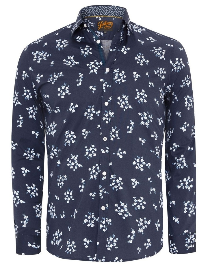 Anson Stretch Floral Shirt image 6