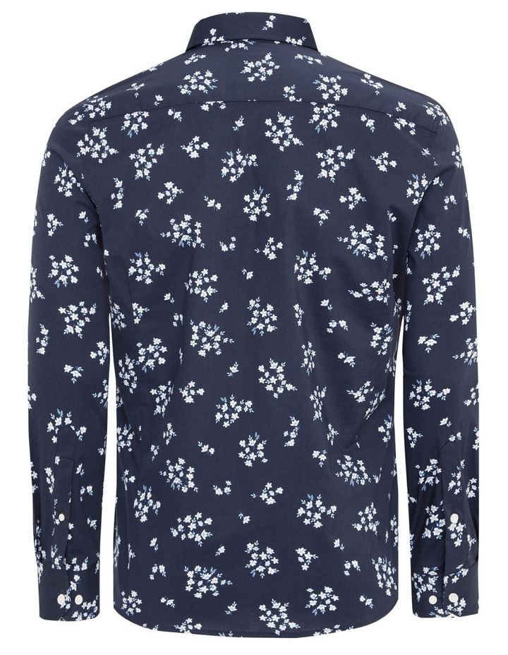 Anson Stretch Floral Shirt image 7