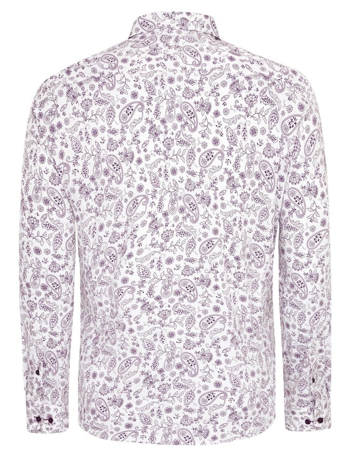 Hector Print Stretch Shirt image 6