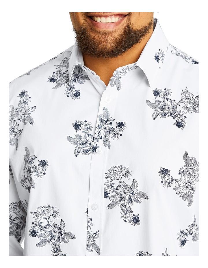 Ruben Floral Stretch Shirt image 3